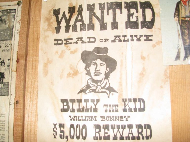 07021 Billy the Kid museum