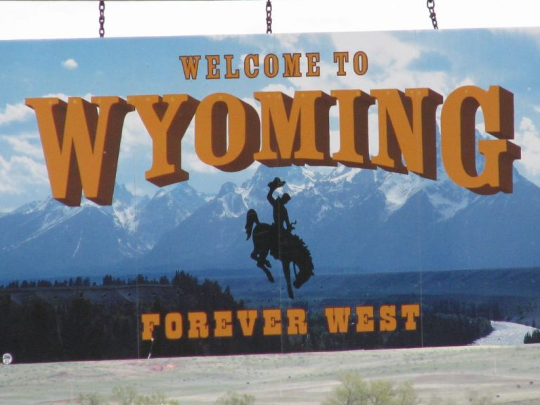 10372 Welcome to Wyoming