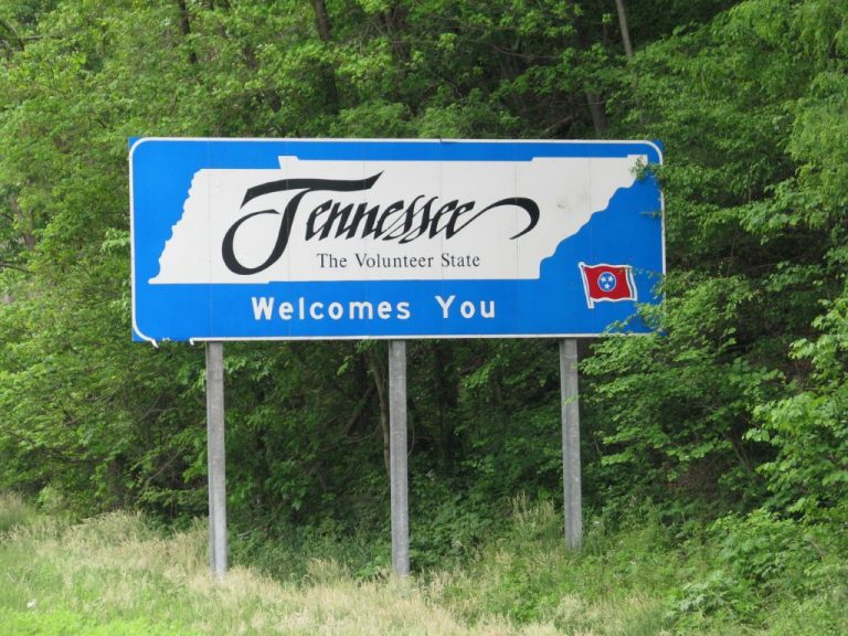 12506 Welcome to Tennesee