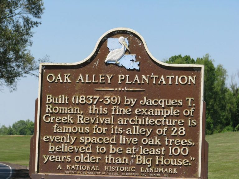 13050 Oak Alley Plantation