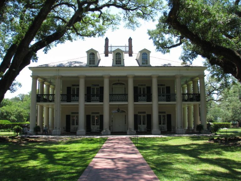 13076 Oak Alley Plantation