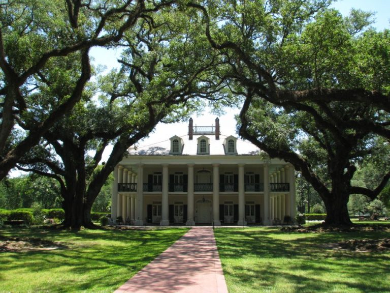 13078 Oak Alley Plantation