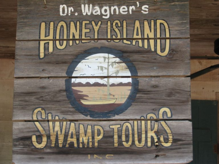 13114 Honey Island Swamp tour