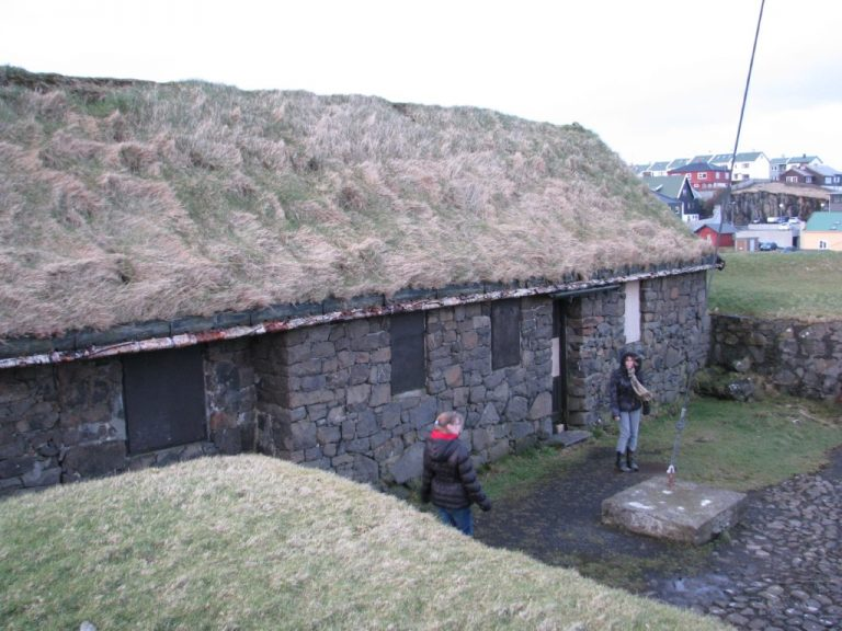 14350 Thorshavn gl Fort