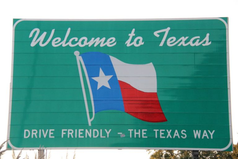 25637 Welcome to Texas